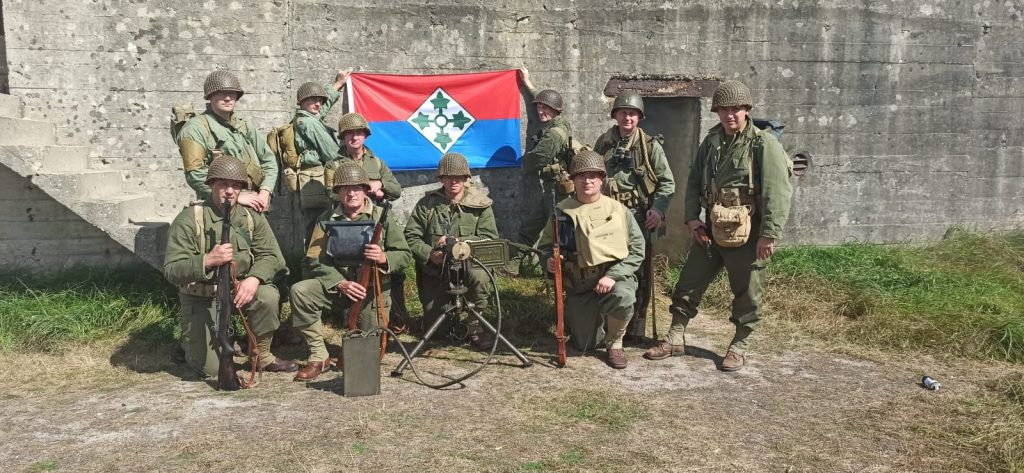 Equipe mitrailleuse 17